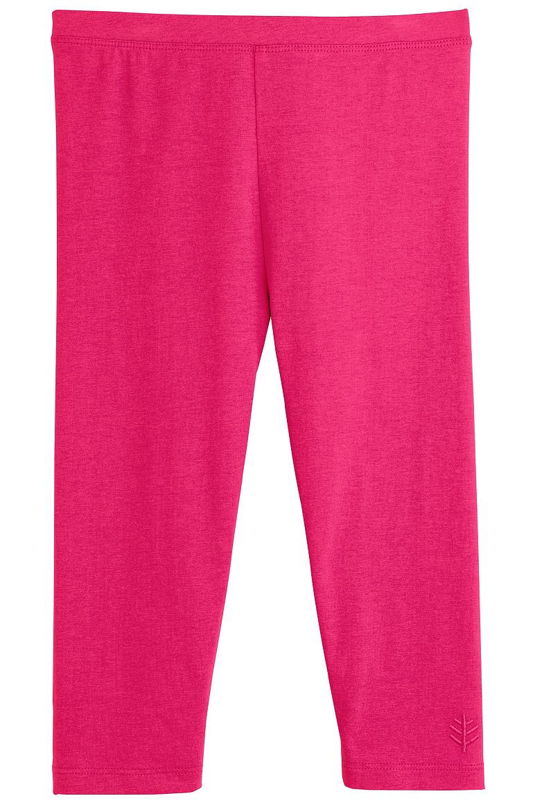 Girl's Beach Capris UPF 50+