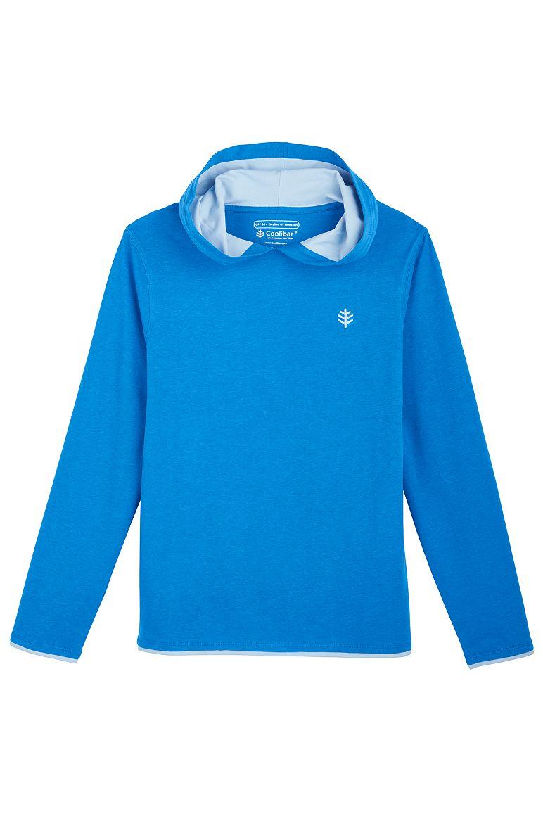 Boy's Oasis Pullover Hoodie UPF 50+