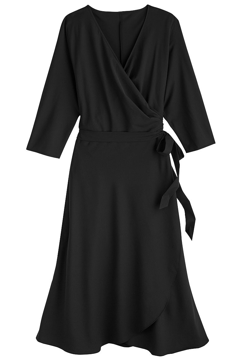 Women's Mila Wrap Dress UPF 50+
