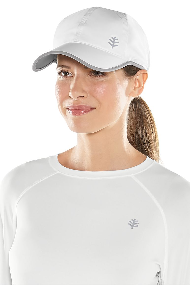 Women's Sports Cap UPF 50+