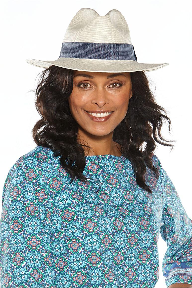 Women's Katharine Classic Fedora UPF 50+