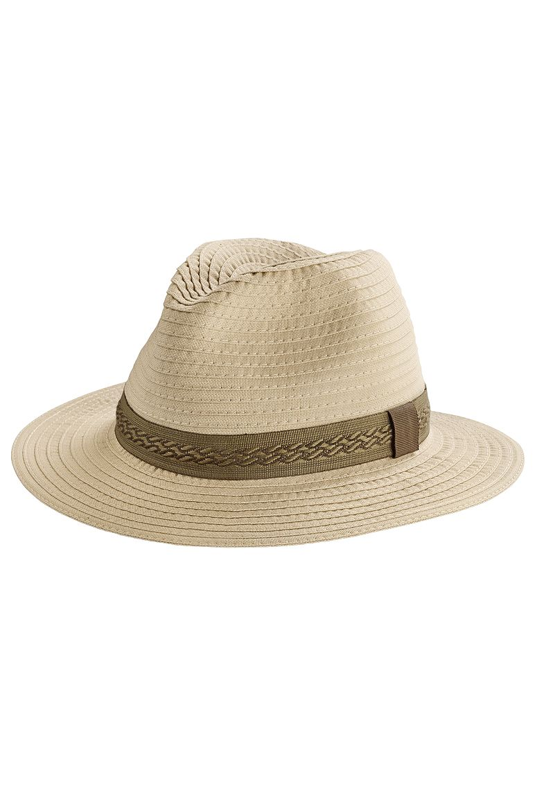 Kid's Packable Travel Fedora