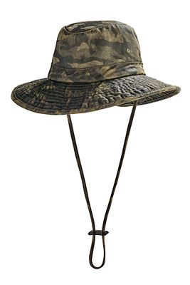 Kid's Outback Camo Boonie Hat UPF 50+