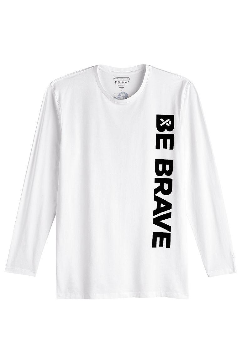 Men's Be Brave T-Shirt UPF 50+