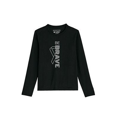 Kid's Be Brave T-Shirt UPF 50+