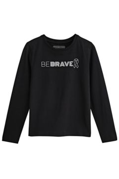 10129 Kid's Be Brave T-Shirt