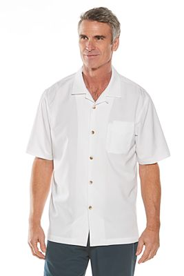 Men's Safari Camp Shirt UPF 50+