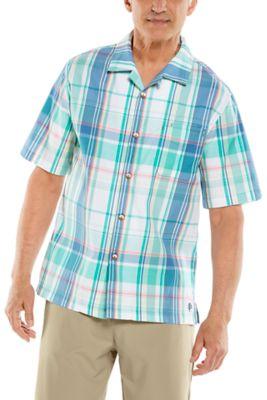 Men's Safari Camp Shirt UPF 50+