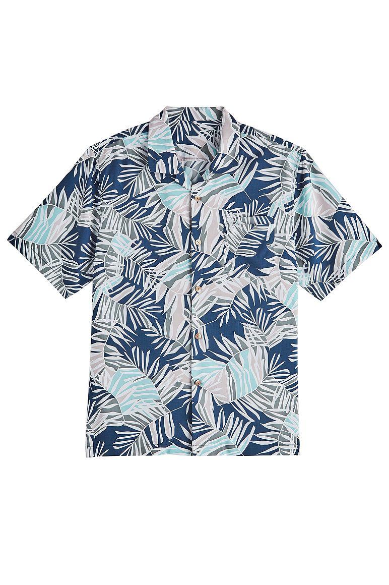 Men's Camp Shirt UPF 50+