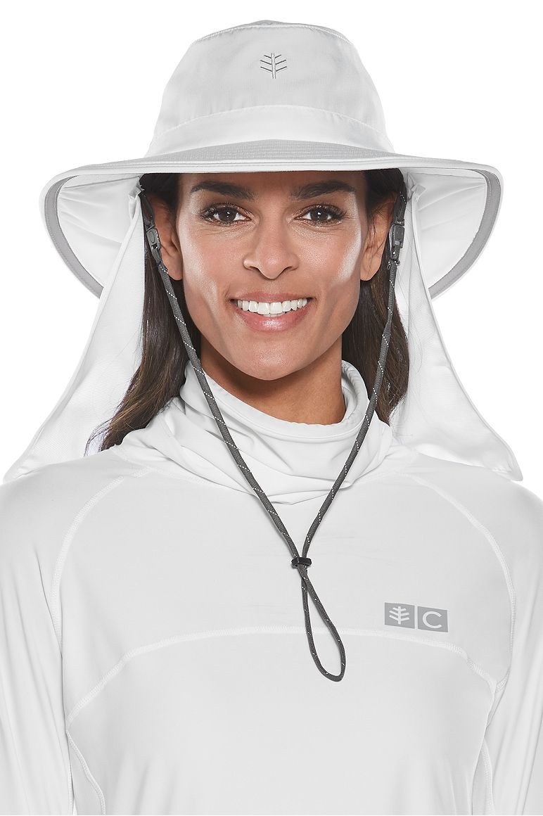 Unisex Convertible Boating Hat UPF 50+  Sun Protective Clothing ... cd4f0605c9e