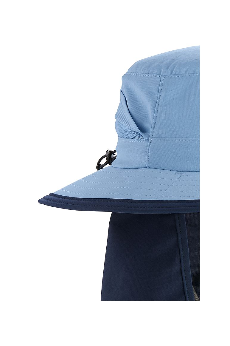 Kid's Convertible Boating Hat UPF 50+