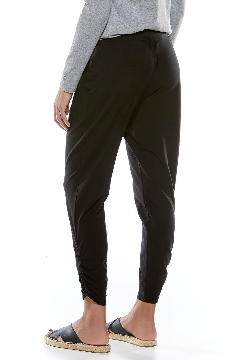 Women's Ruched Pant UPF 50+