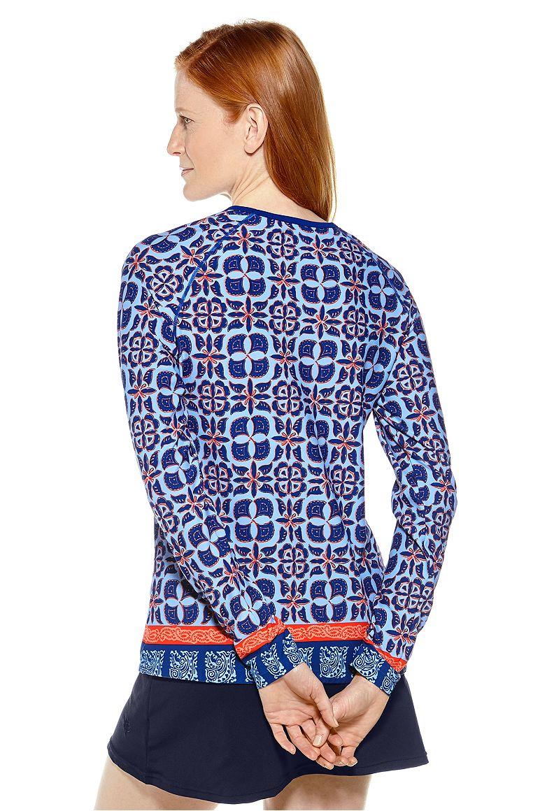 Women's Scuba Shirt UPF 50+