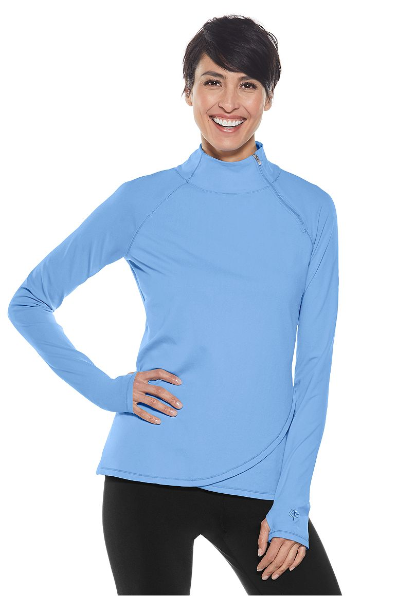Women's Surfside Rash Guard UPF 50+