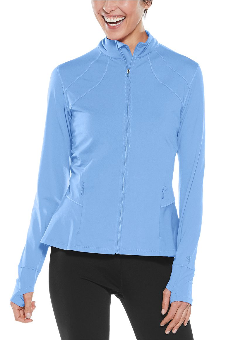 Women's Diamond Cove Swim Jacket UPF 50+