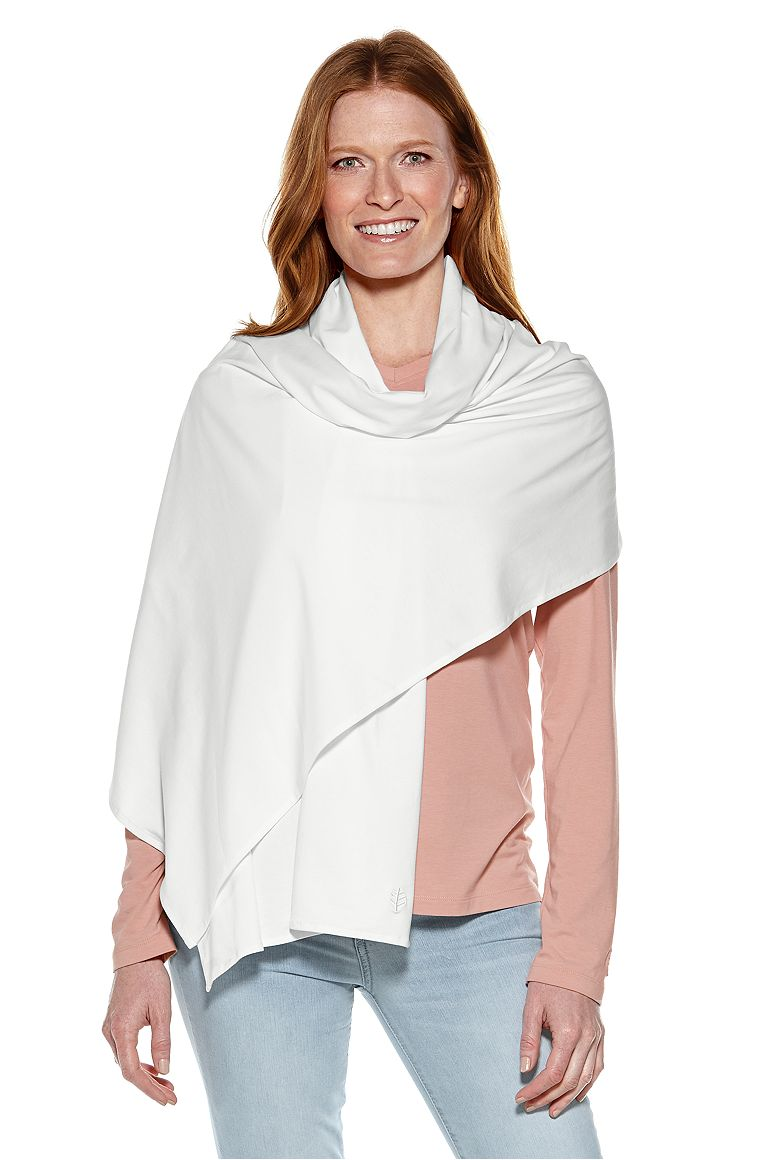 Women's Everyday Beach Shawl UPF 50+