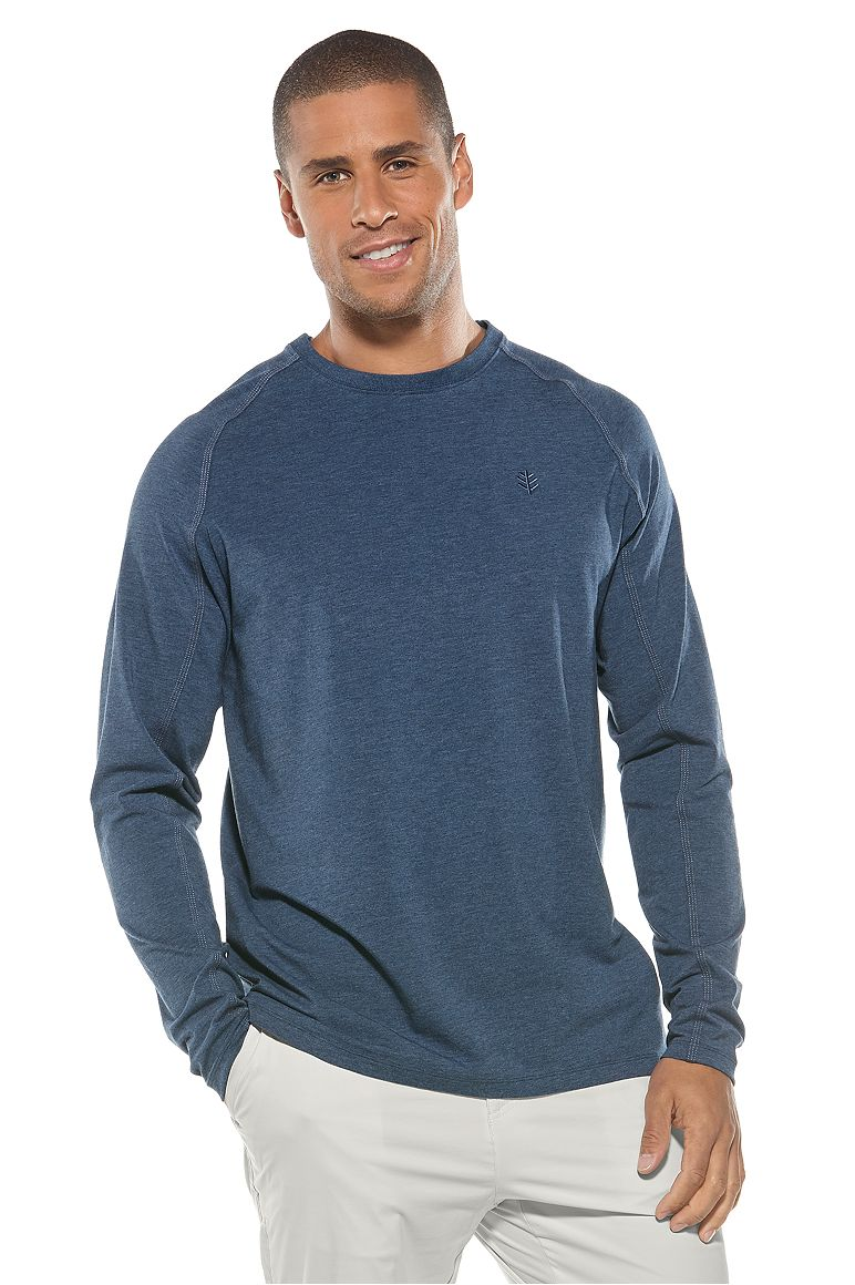 Men's Lightkeeper Raglan Tee UPF 50+