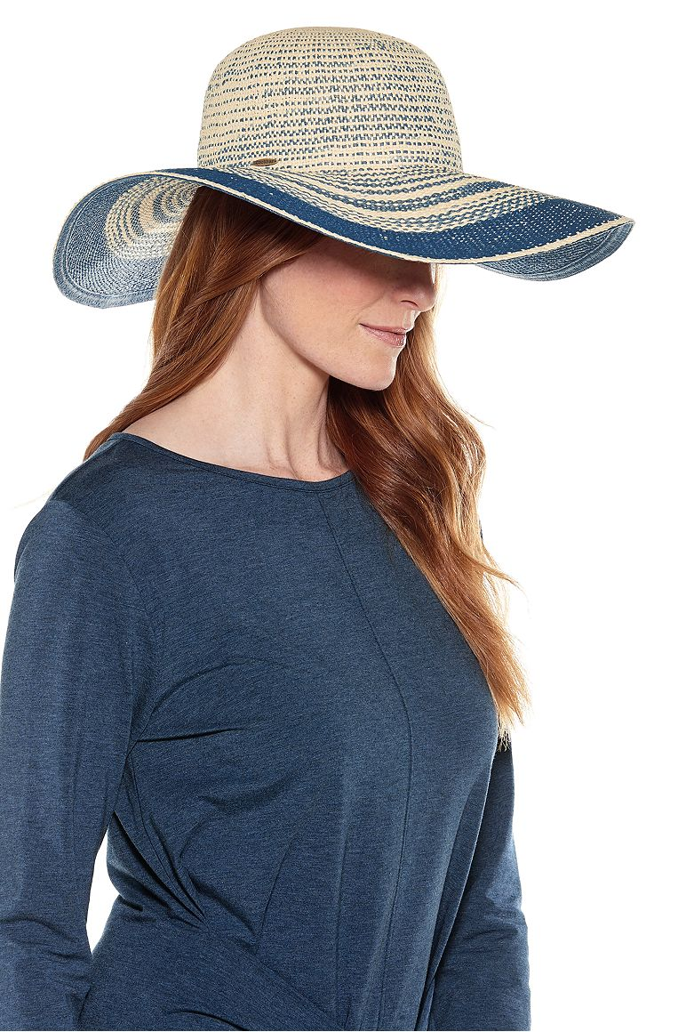 Women's Meadow Lane Straw Hat UPF 50+