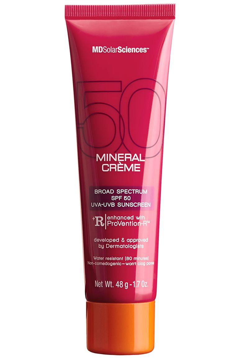 Mineral Crème SPF 50 Broad Spectrum UVA-UVB
