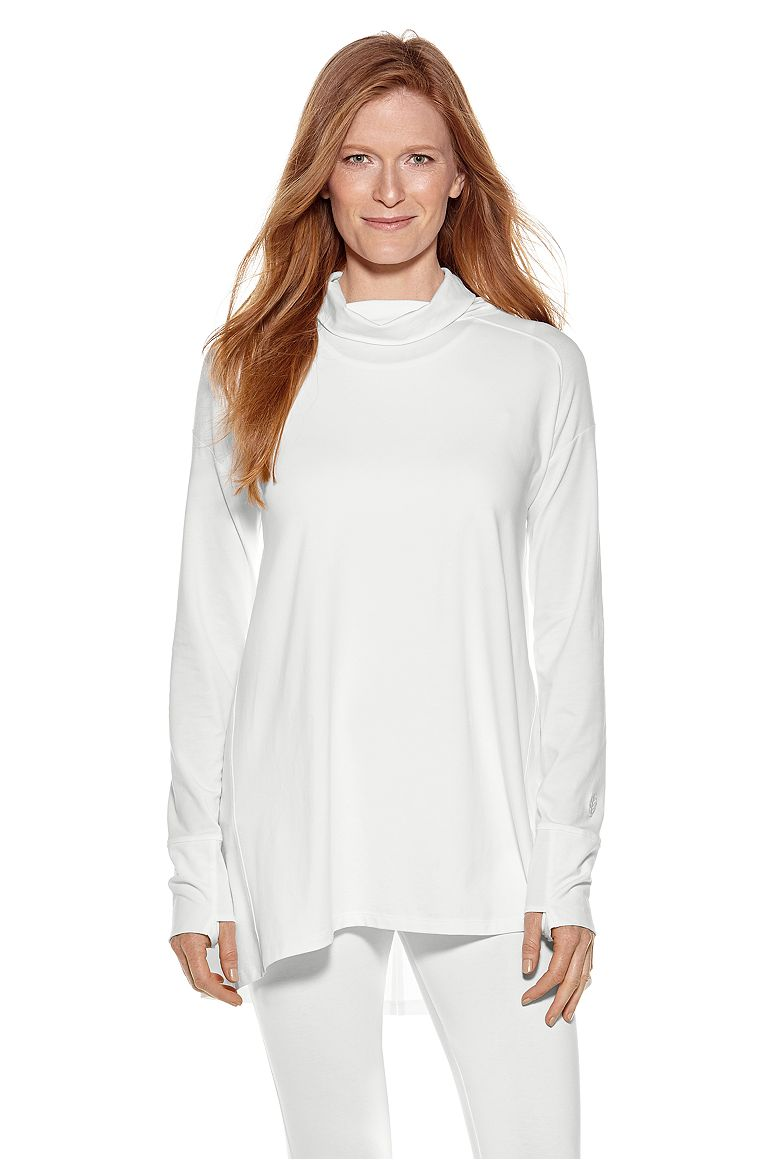 Women's Montauk Funnel Neck UPF 50+