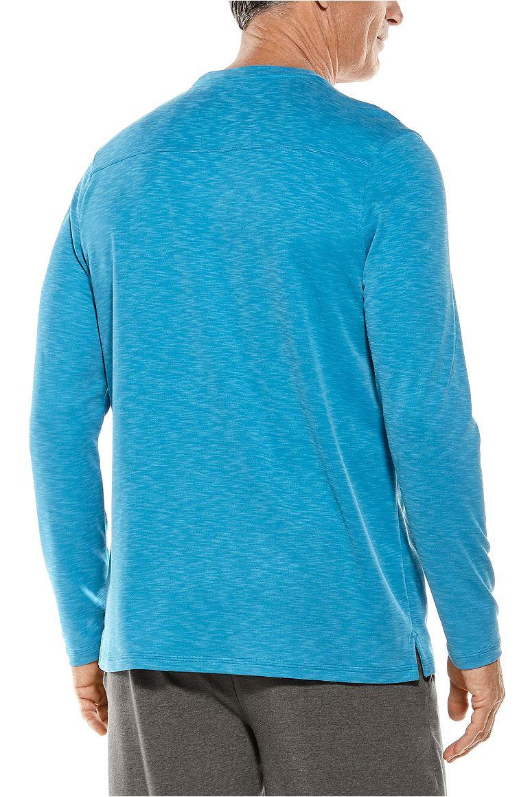 Men's Long Sleeve Baja T-Shirt UPF 50+
