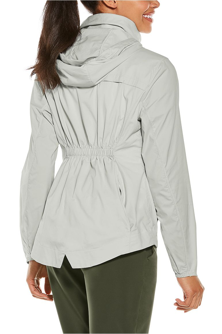 Women's Jura Packable Jacket UPF 50+