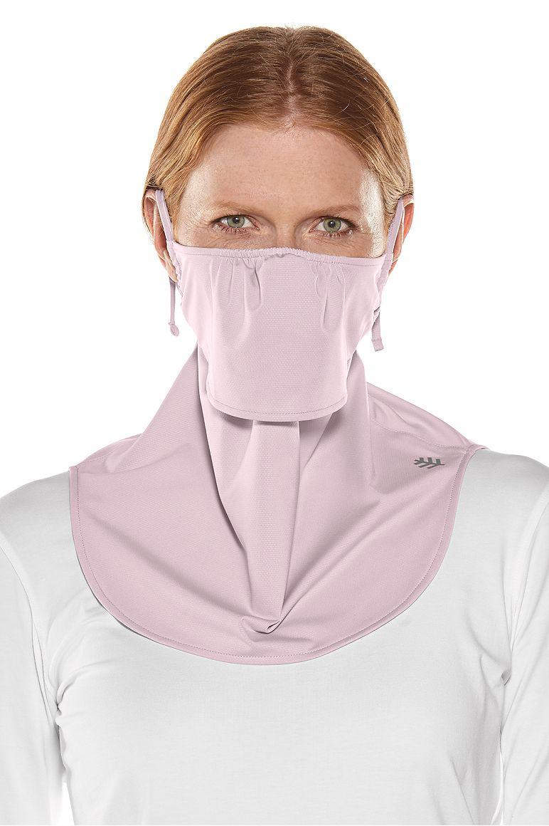 UV Layered Mask Dusty Mauve OS Solid