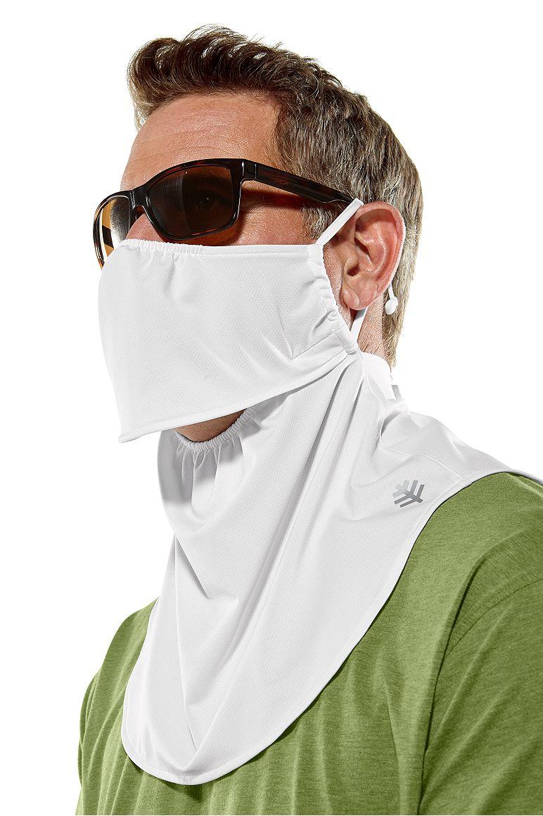UV Layered Mask White OS Solid