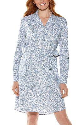 Women's Oxford Shirt Dress UPF 50+
