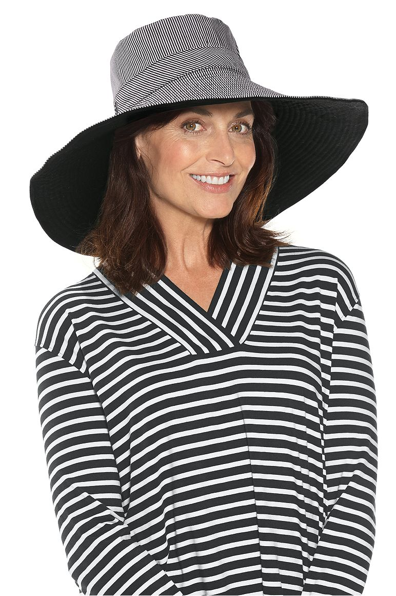 Women's Reversible Beach Hat UPF 50+