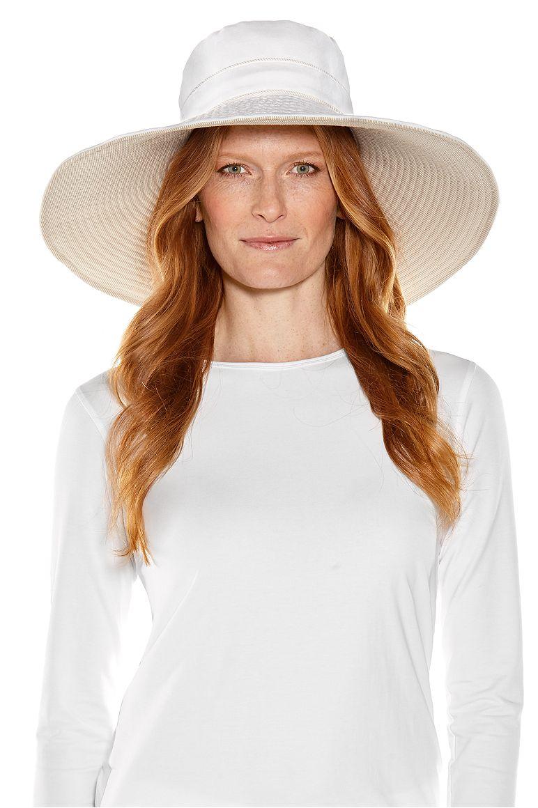 Women's Reversible Beach Hat UPF 50+