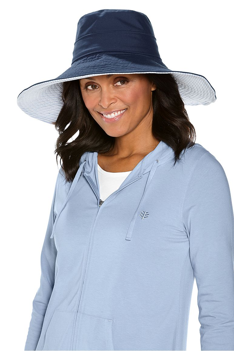 Women's Marissa Reversible Beach Hat UPF 50+
