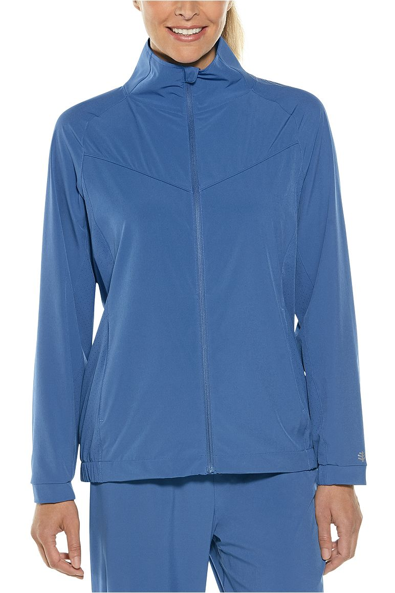 Women's Sprinter Sport Jacket UPF 50+