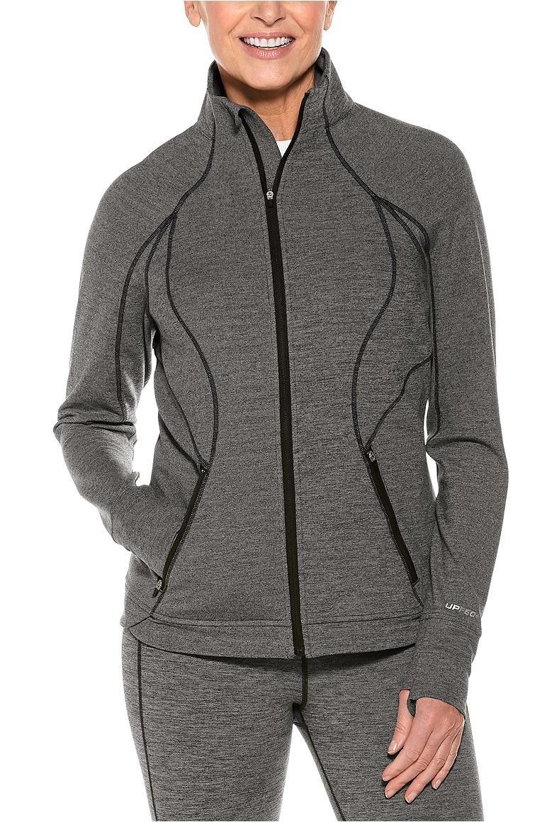Women's Interval Jacket UPF 50+