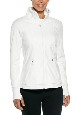 Women's Interval Jacket UPF 50+