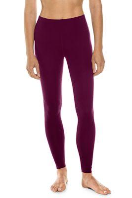 Women's High-Rise Asana Yoga Leggings UPF 50+