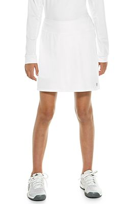 Girl's Volle Tennis Skort UPF 50+