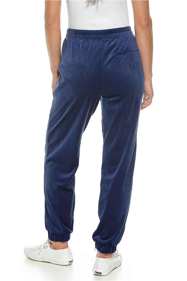 Women's Harbour Velour Pants UPF 50+
