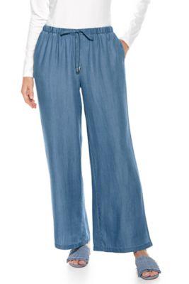 Women's Enclave Wide Leg Pants UPF 50+
