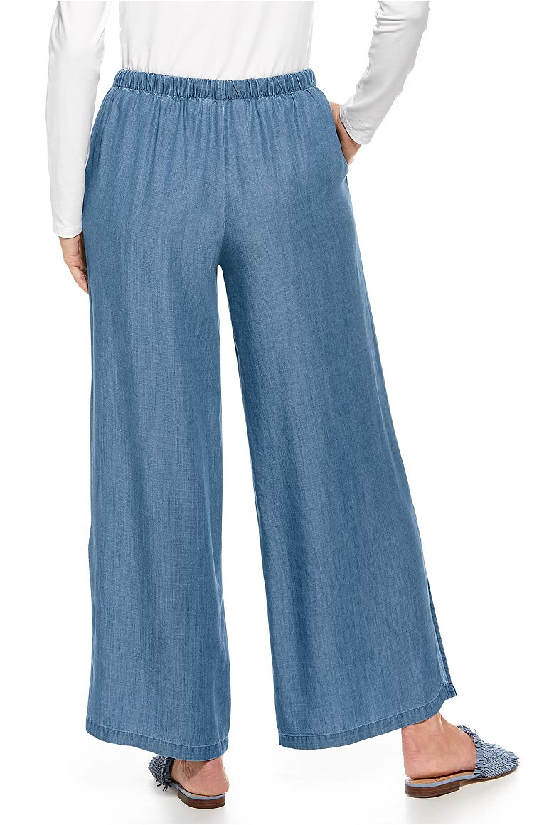 Women's Enclave Wide Leg Pants UPF 50+