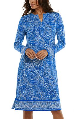 Women's Oceanside Long Sleeve Dress UPF 50+
