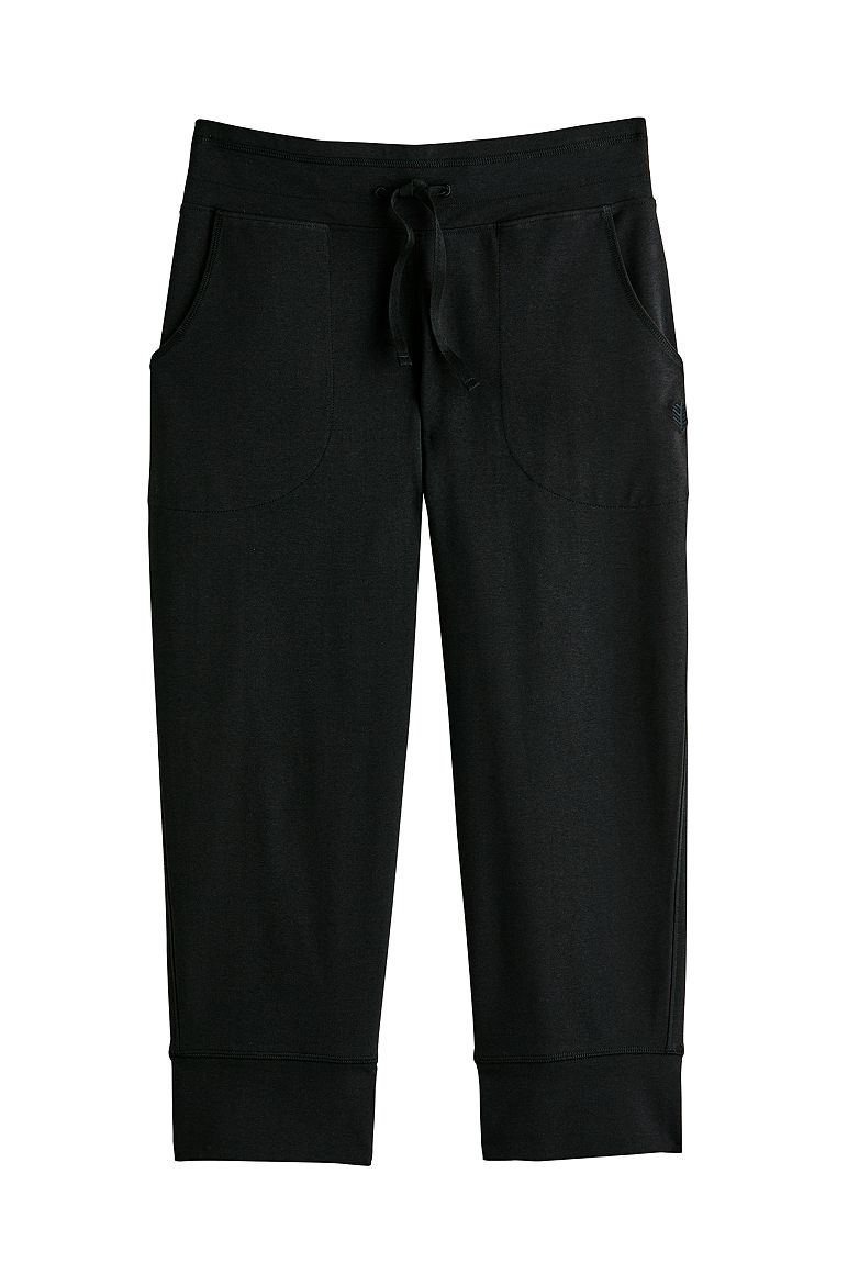Women's Weekend Crop Jogger UPF 50+