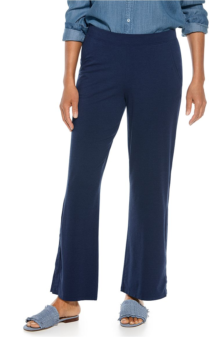 Women's Wide Leg Avenue Pants UPF 50+