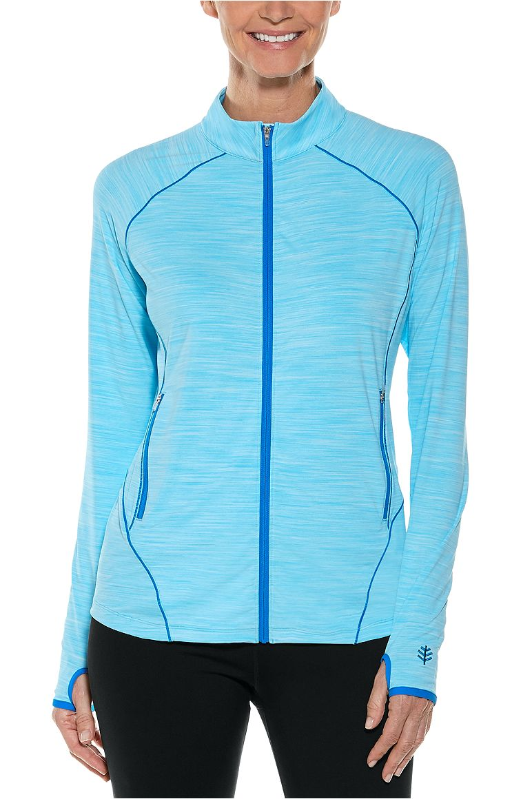 Women's Como Water Jacket UPF 50+