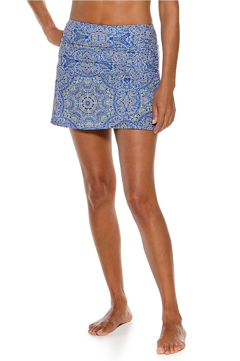 Women's Big Wave Swim Skort UPF 50+