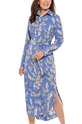 Women's Prado Shirt Dress UPF 50+