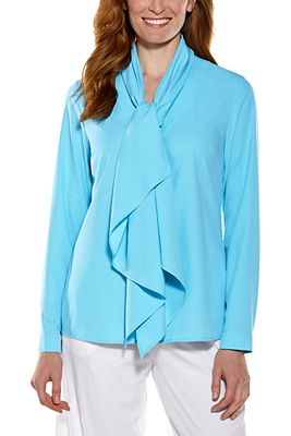Women's Chillon Blouse UPF 50+