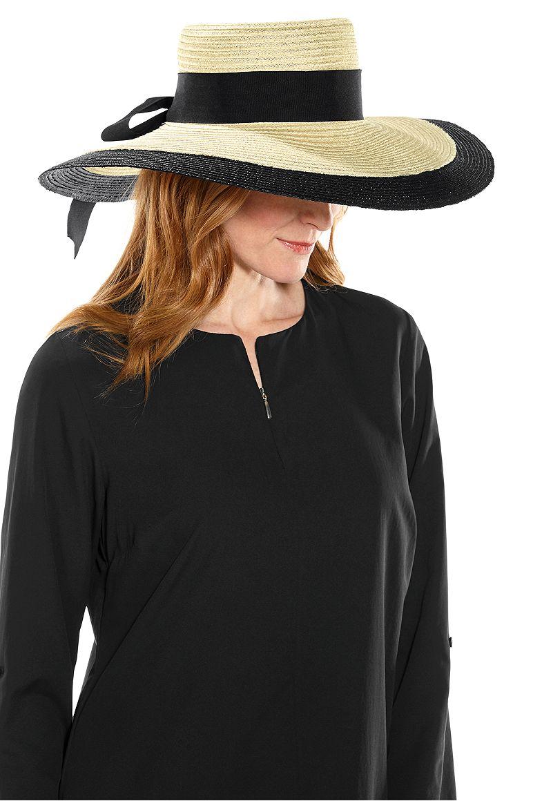 Women's Elegant Tiki Hat UPF 50+