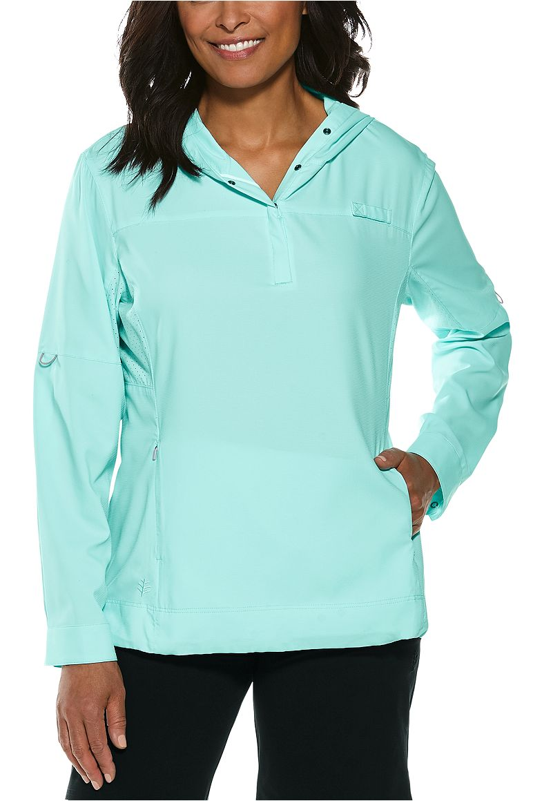Women's Sea Spray Henley UPF 50+