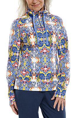Women's Annette Half-Zip Pullover UPF 50+